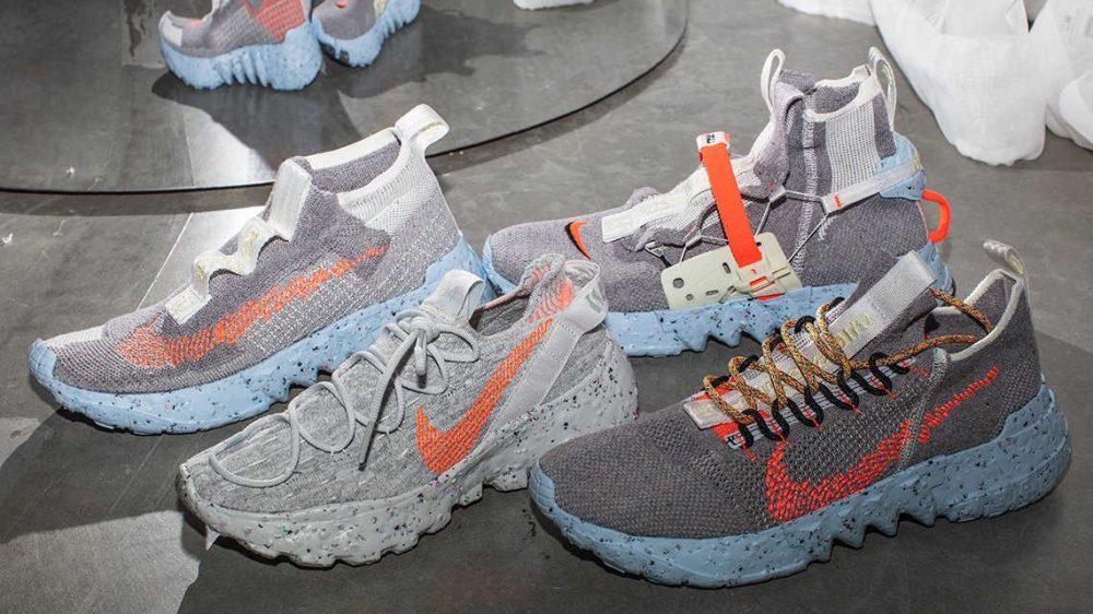 Tumor maligno digestión represa  El increíble material que usa Nike para fabricar sus nuevas zapatillas