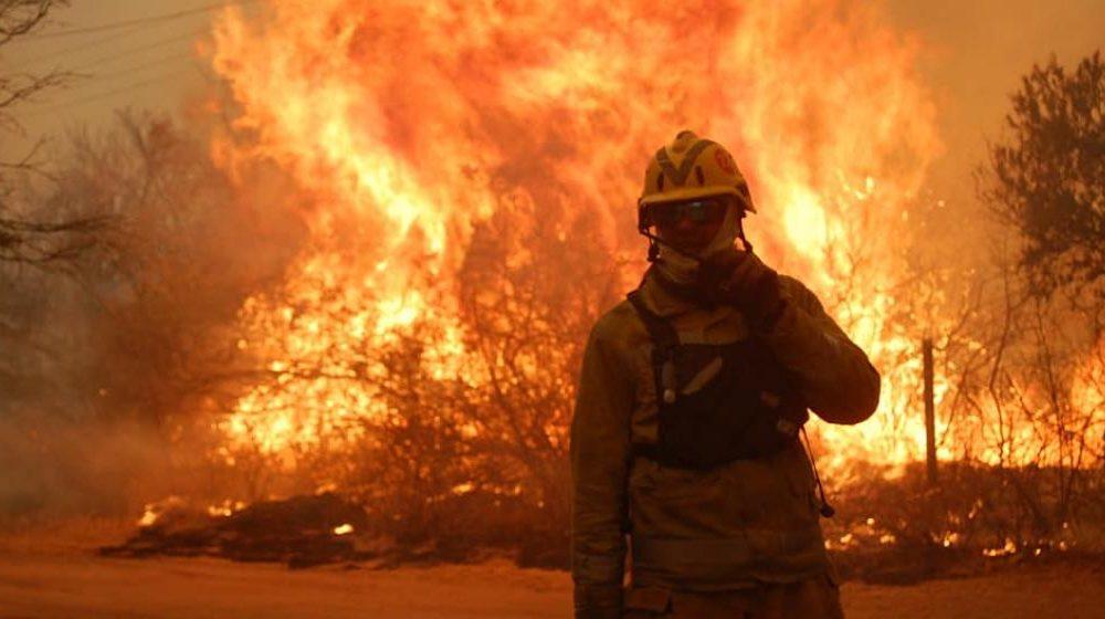Incendios en Córdoba: ya hay un centenar de evacuados